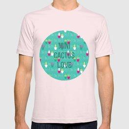 Mini Cactus Love T-shirt