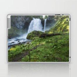 Sahalie Falls No. 2 Laptop & iPad Skin