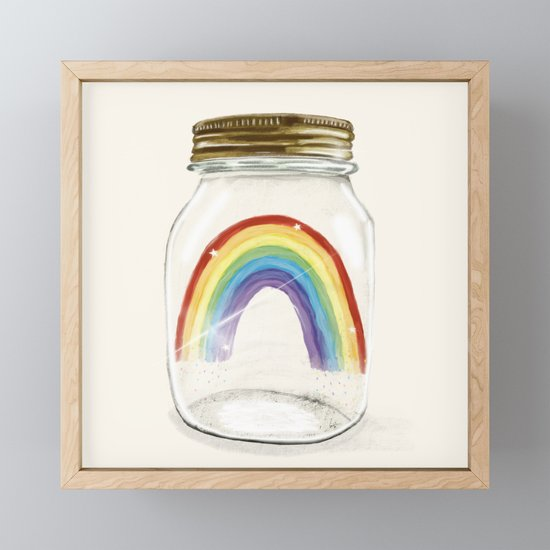 little rainbow by bribuckley