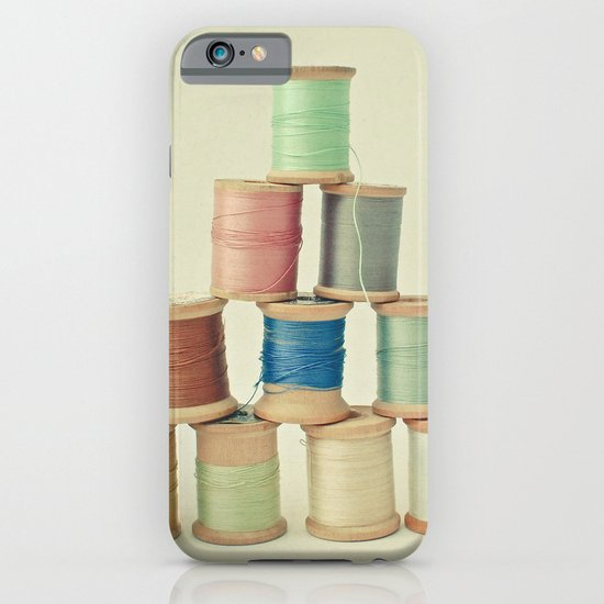 Cotton iPhone & iPod Case