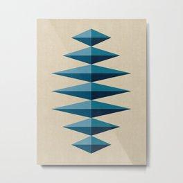 Modern Geometry XV Metal Print
