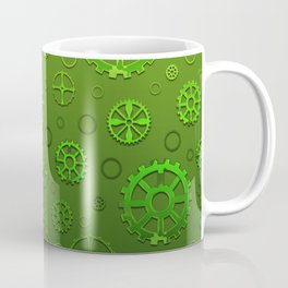 Gears III Coffee Mug