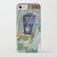 shopping iPhone & iPod Cases featuring Window Shopping by Frankie Cat