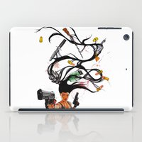 architect iPad Cases featuring The Architect Pt. 2 by 3:33