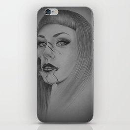 Devines zombies #4 iPhone Skin