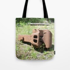 Link to A Bygone Era Tote Bag