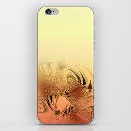 window curtain fractal design -119- iPhone Skin