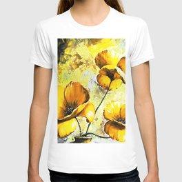 BIG YELLOW FLOWERS T-shirt