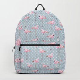 Flim Flam Flamingo Backpack