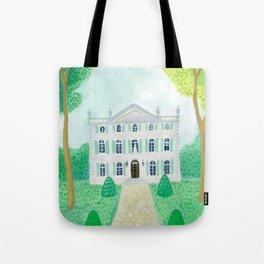 mansion Tote Bag