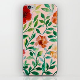Whimsical pattern no.1 iPhone Skin