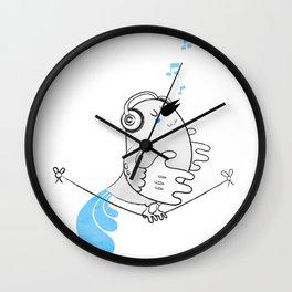 Tweettie Wall Clock