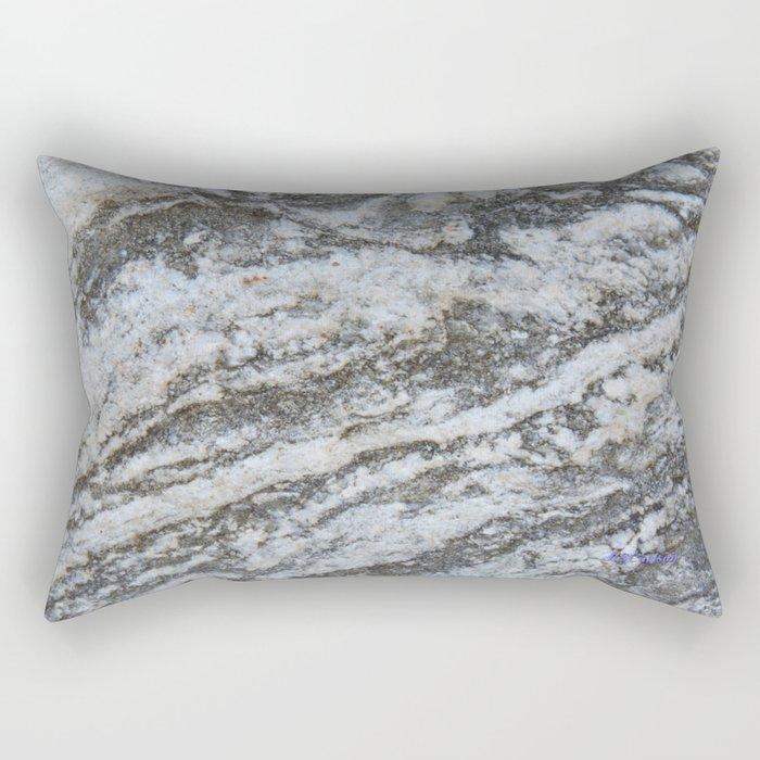 TEXTURES -- Riverstone #1 Rectangular Pillow