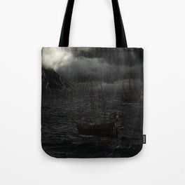 """Calm Waters""  Tote Bag"