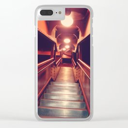 26 (Fe)et Closer Clear iPhone Case