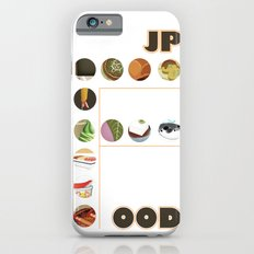 Japanese Food Bubble Zoom Slim Case iPhone 6s