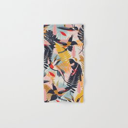 Paradise Birds II. Hand & Bath Towel
