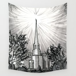 Preston England Temple Wall Tapestry