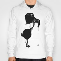 flamingo Hoodies featuring Flamingo by NOME