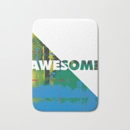 Color Chrome - Awesome graphic Bath Mat