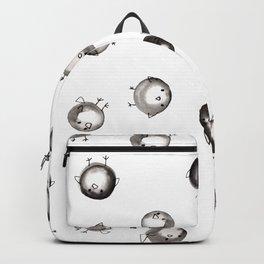 Black Birb Backpack