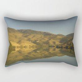 Douro valley Reflections Rectangular Pillow