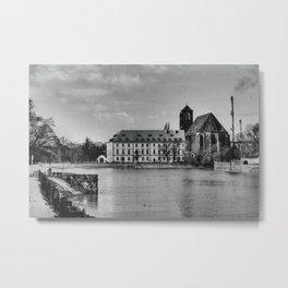 Wroclaw 2 Metal Print