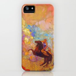 Muse in Pegasus - Digital Remastered Edition iPhone Case