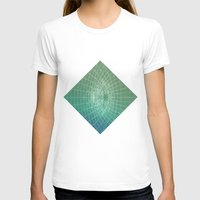 square T-shirts featuring square by Alessandro Spedicato