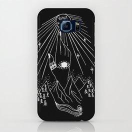 Luna Nueva iPhone Case