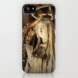 Pearls of Light iPhone Case