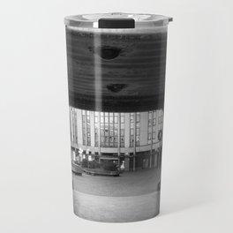 Asymmetrical Brutalist - Padua Travel Mug
