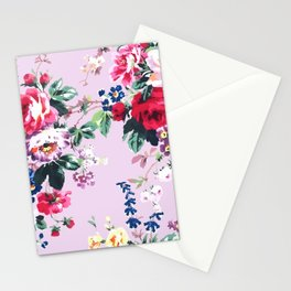 Bouquets with roses 2 Stationery Cards