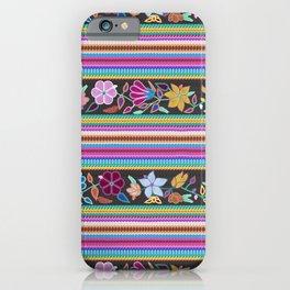 Peruvian Blanket iPhone Case