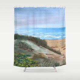 Lista-Norge by Gerlinde Shower Curtain