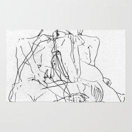 Pale Woman Rug