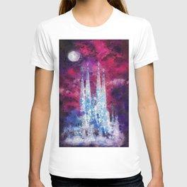 Barcelona Night T-shirt
