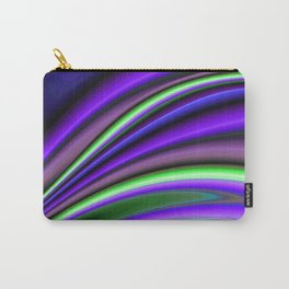Abstract Fractal Colorways 01PL Carry-All Pouch
