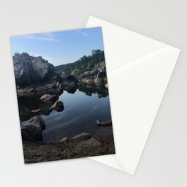 Great Falls Park Stationery Cards