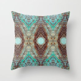 pattern 1 Throw Pillow