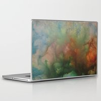 angels Laptop & iPad Skins featuring Angels by Benito Sarnelli
