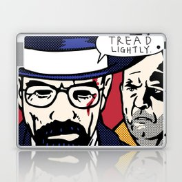 Tread Lightly Laptop & iPad Skin