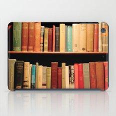 Bookshelf iPad Case