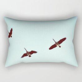 Vintage Gesse Rectangular Pillow