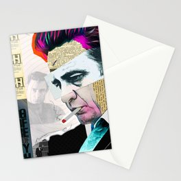 Johnny Cash - The Man In Black Stationery Cards
