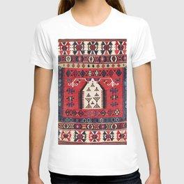 Aydinli Southwest Anatolian Niche Kilim Print T-shirt