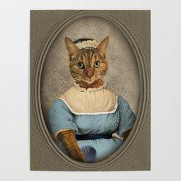 """Jane """"Paw""""sten Poster"""