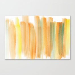 12   181203 Watercolour Patterns Abstract Art Canvas Print