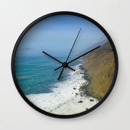 Cali. Coast Wall Clock