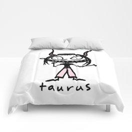 taurus. uh! Comforters